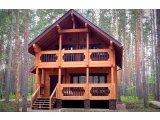 Фото 1 Дом деревянный из профилированного бруса 9х8 м 335569