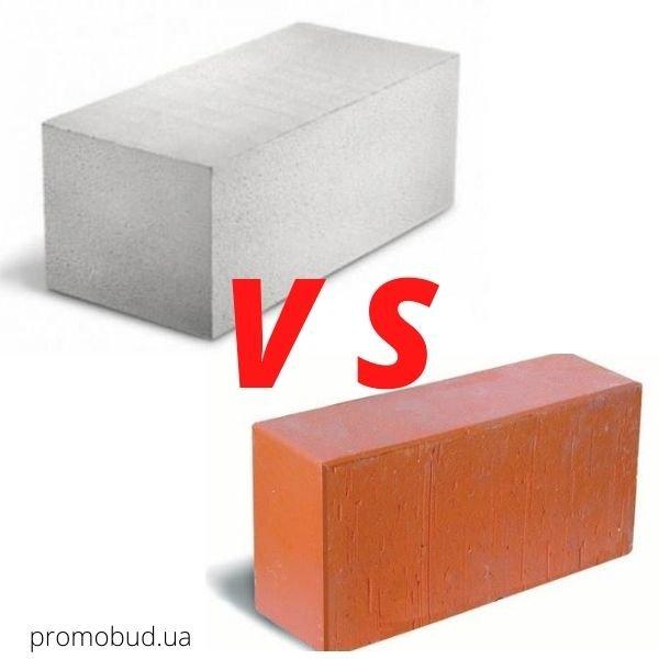 Что лучше: дом из газоблока или кирпича?