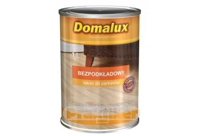 Domalux Bezpodkadowy 5л Однокомпонентные уретаново-алкидные лаки используют для покрытия деревянных полов .
