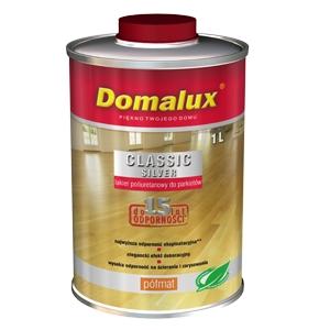 Domalux Classic Silver Лак для паркета Домалюкс Класик Силвер