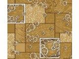 Фото  1 Домашний бежевый ковролин Камила войлочный цветной 2500 2134638