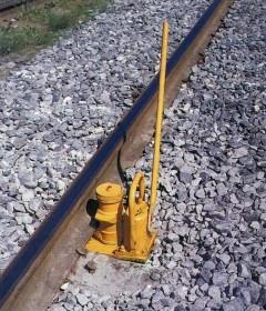 Домкрат железнодорожный ГД-15