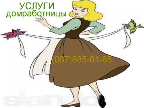 Домработница (1-2 раза в неделю) Днепропетровск