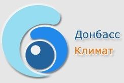 Донбасс Климат