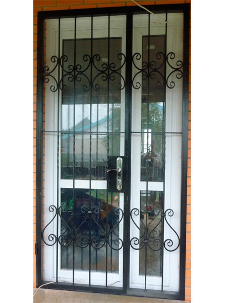 входная дверь решетка купить