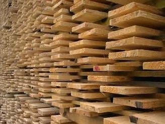 доска не обрезная, строительная доска и столярная доска от производителя