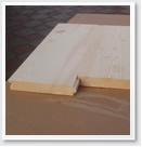 Доска пола Толщина 45 мм, ширина 100-180 мм, длина до 5- 6 м. Материал Смерека несрощеная, камерная сушка.