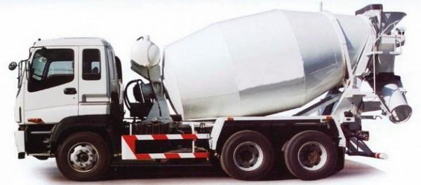 Доставка товарного бетона и строительных растворов. Пробег, 1 км