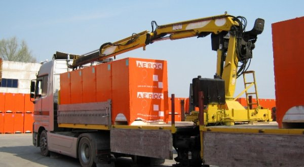 Фото 5 Газобетон, Аерок піноблок 300х200х600 ціна, вага і характеристики 339599