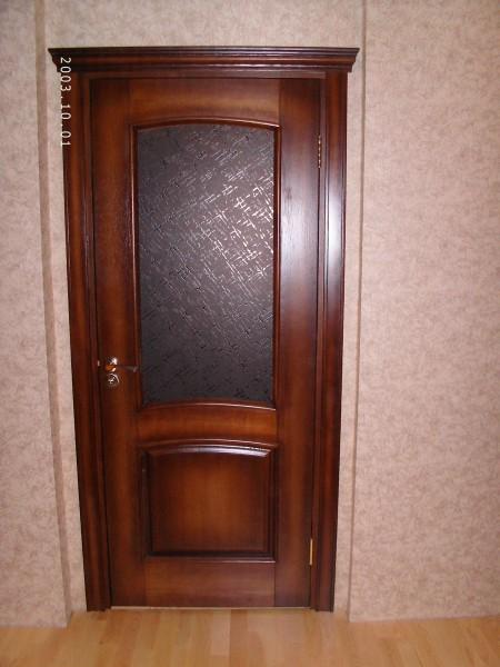 Доступные двери из массива Дуба