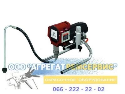 DP-6385b Airless Поршневой покрасочный аппарат безвоздушного распыления