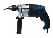 Дрель ударная (электродрель) Craft-tec CX-ID850 850 Вт Проф (Железный редуктор)