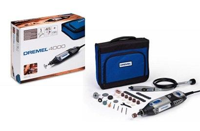 DREMEL 4000-1/45 Series (softbag) F0134000JG