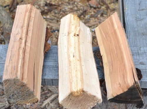 Дрова твердих пород древесины.