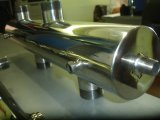 Гребенка распределительная для компрессоров стоматологических клиник из нержавеющей стали