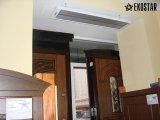 Фото  4 Потолочный длинноволновой электрический инфракрасный обогреватель, тепловая завеса, + в теплицы, EKOSTAR R2000 220484