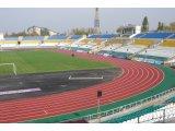 Фото  1 Укладка спортивного покрытия. Искусственная трава для футбольных полей и кортов 1907351