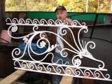 Команда профессиональных кузнецов выполнит все виды кузнечных (ковка) и сварочных работ:melody-metal.org.ua