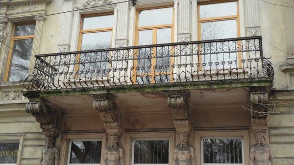 Фото 1 реставрація балкона деревяного кованого бетонного 98598