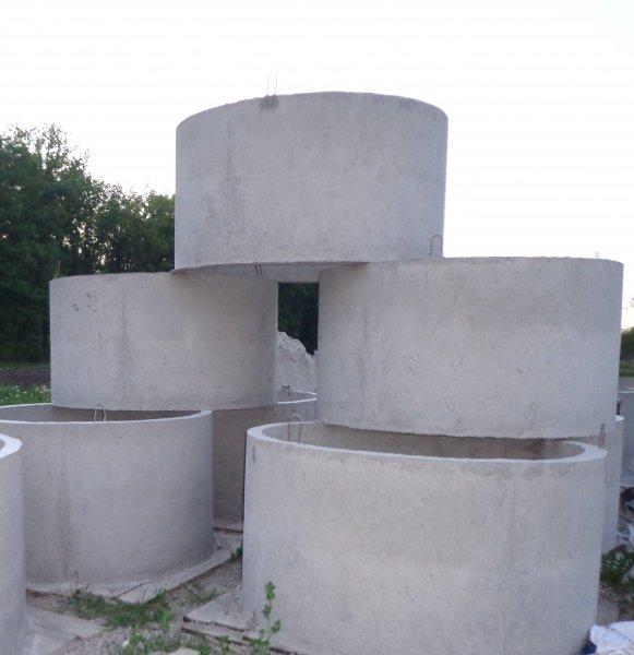 Фото  1 жб кольцо канализационное КС 15.9 1434025