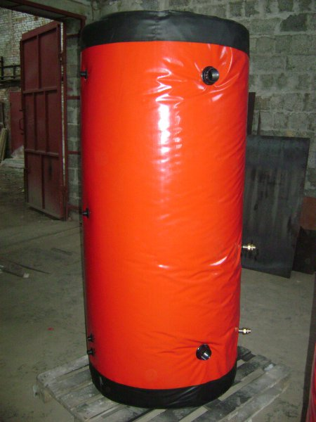 Фото 1 Буферная емкость аккумулирующий бак на 500 литров 335826