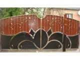 Фото  7 Ворота кованые новые . Ровно kovalstvo.com.ua Готовые и под заказ . Сложность любая.Откатные .Розпашные. 7029085
