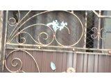 Фото 4 готові Ворота металлические кованые готовые .ворота металеві ковані 336337