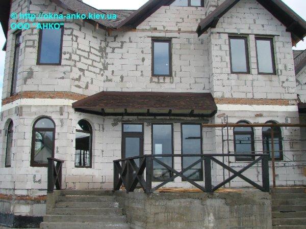 Фото 1 Алюминиевые окна для квартир, террас, коттеджей и любых помещений 3038