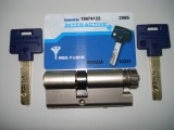 Фото  1 Цилиндр MUL-T-LOCK ENTR 75 40Zx35 CAM NST INTERACTIVE+ 264S+ 2DND3D(BLUE) 1072381