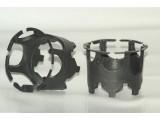 Фиксаторы защитного слоя арматуры для горизонтально и вертикально установленной арматуры.