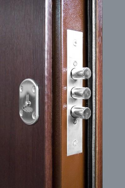 металлические двери область