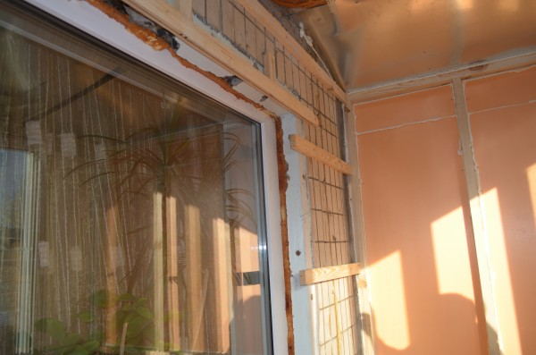 Утепление балкона зимой цена 100 грн. купить в киеве фото, о.