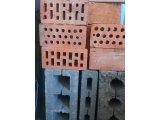 Кирпич рядовой пустотелый и полнотелый Кирпичный блок.