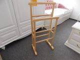 Фото  7 Вешалка напольная, подставка на одежду из массива (Ольха,Дуб) 7952405
