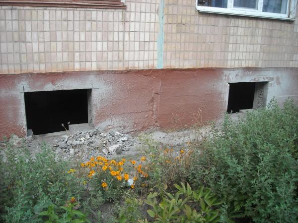 резка бетона без пыли, алмазорезка бетона, вырезать проем в фундаменте