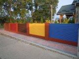Фото 3 Металлический забор Жалюзи- новинка на рынке заборов. 329265