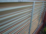 Фото 2 Металлический забор Жалюзи- новинка на рынке заборов. 329265