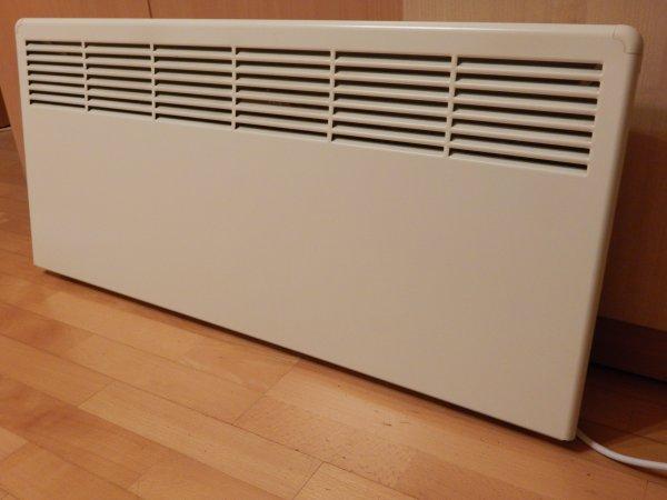 Фото  1 Конвектор электрический Beta Ensto 500Вт, механический термостат (Финляндия) 857600