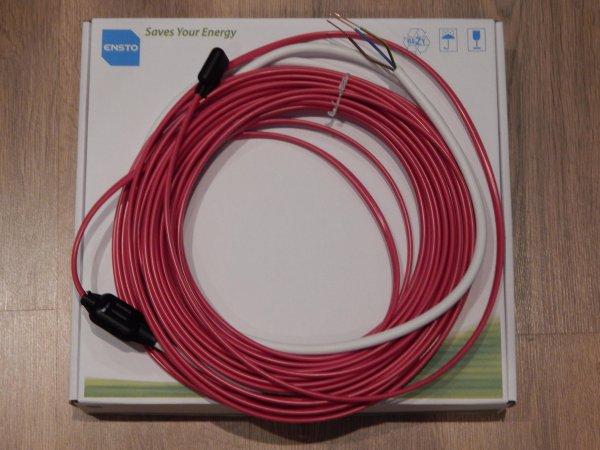 Фото  1 Нагревательный кабель в стяжку 600Вт, 29м,TASSU600W29M, Ensto (Финляндия) 1851038