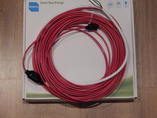 Фото  1 Нагревательный кабель в стяжку 440Вт, 20м,TASSU4, Ensto (Финляндия) 1851039