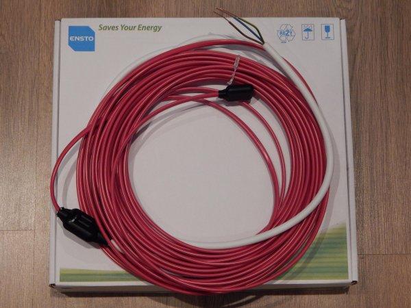 Фото  1 Нагревательный кабель в стяжку 900Вт, 40м,TASSU9, Ensto (Финляндия) 1851040