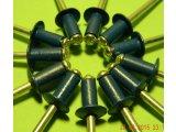 Фото 5 Фарбовані витяжні заклепки для кріплення профнастилу 302663
