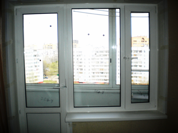 Остекление балкона пластиковыми окнами цены московские окна..