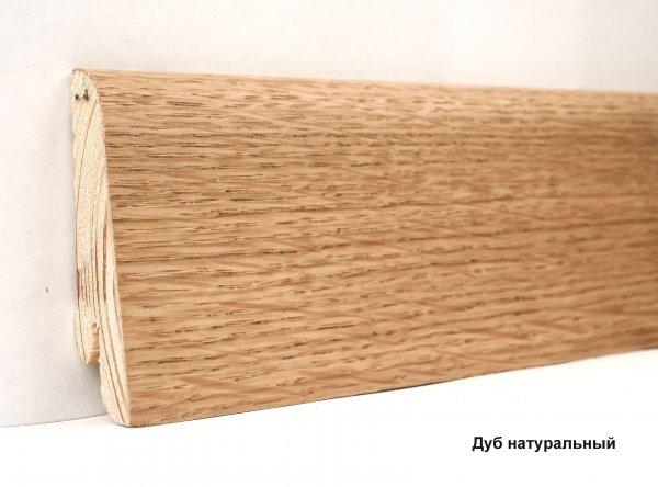 Фото 3 Шпонированный плинтус Kluchuk (Украина) 329261