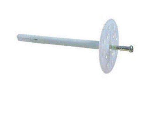 Фото  1 Дюбель для теплоизоляции с металлическим стержнем 10х160 1809021