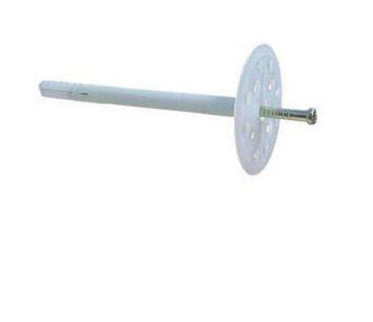 Фото  1 Дюбель для теплоизоляции с металлическим стержнем 10х200 1809022