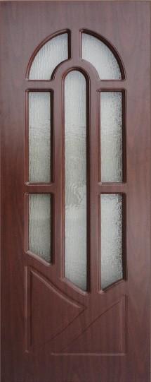 Дубрава соснового бруса, облицованы МДФ панелями (6 мм),