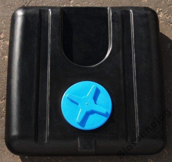 Фото  1 Душевая емкость 100 литров, бак для душа летнего дачного 1985423