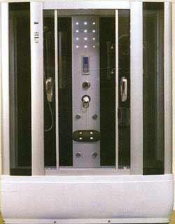 Душевой бокс Atlantis A204 (150*82*210), гл. под.