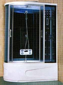 Душевой бокс Atlantis AKL 1315 L/R (130*85*220), гл. под.